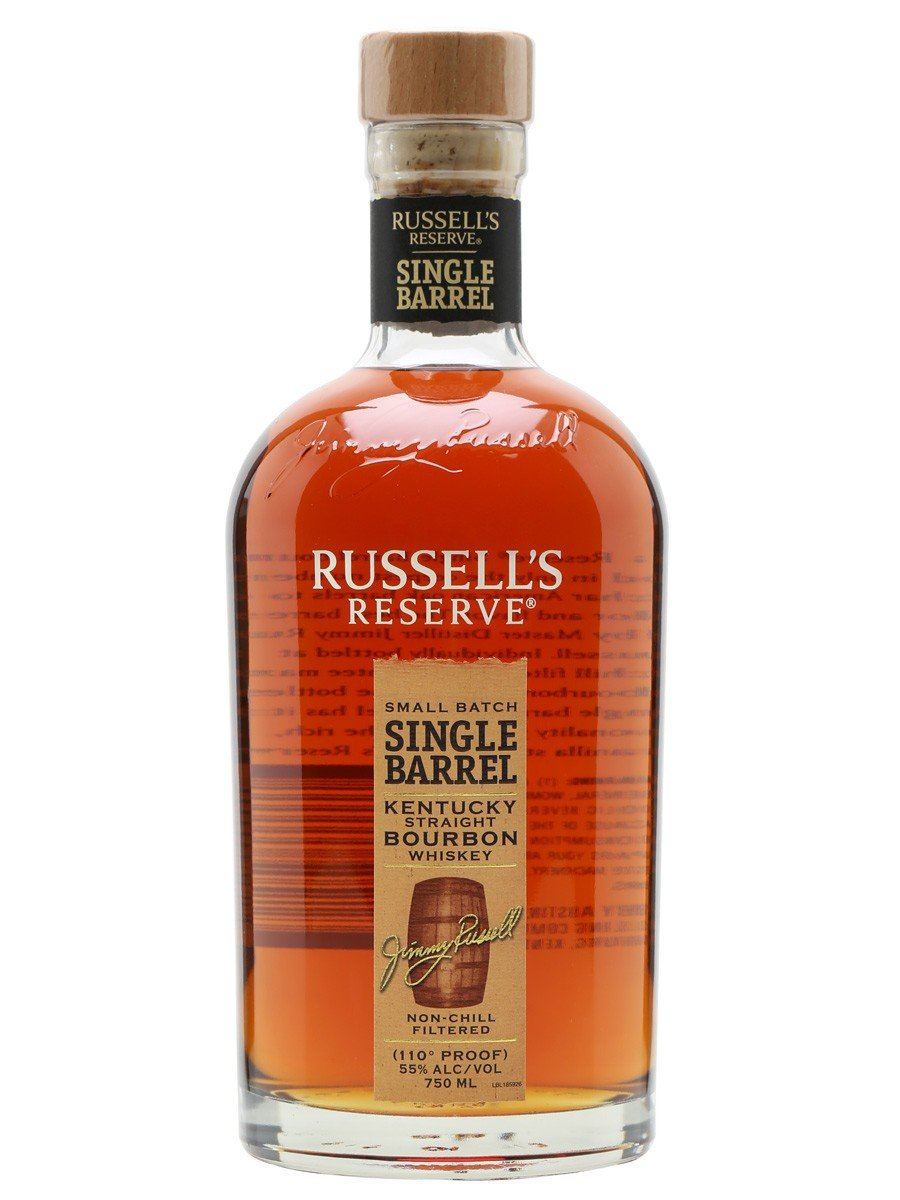 Wild Turkey Russells Reserve, Bourbon Whiskey (USA) 750ml