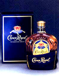 Crown Royal, Canadian Blended Whisky (Canada) 750ml