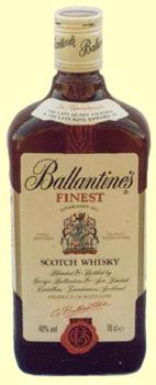 Ballantines Scotch Whiskey - Finest Blended Scotch Whiskey 750ml