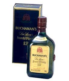 Buchanans Deluxe 18year old Scotch Whiskey 750ml