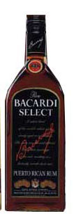 Bacardi Select, Rum (USA) 750ml