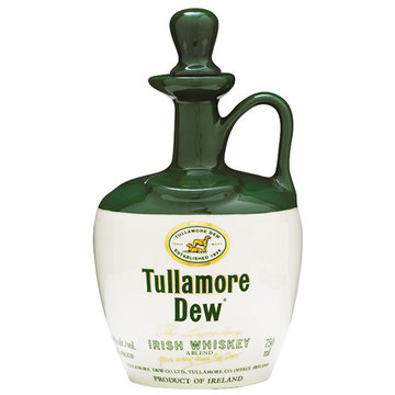 Tullamore Dew Crock, Irish Whiskey (Ireland) 750ml