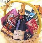 Champagne Prestige Gift Basket