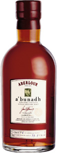 Aberlour Abunadh, Single Malt Scotch Whisky (Scotland) 750ml
