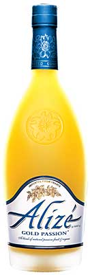 Alize Yellow Passion Cordial (France) 750ml