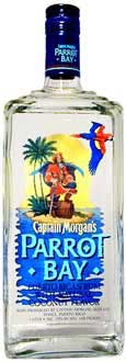 Captain Morgan Parrot Rum (Puerto Rico USA) 750ml