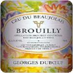 Georges Duboeuf Beaujolais 2000 Cru Brouilly 750ml