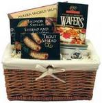 Something from the Heart Gift Basket