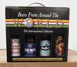 Beers of the World - assorted 8 bottle variety