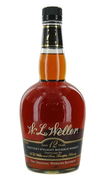 W.L. Weller 12 Year Old Bourbon 750 ml