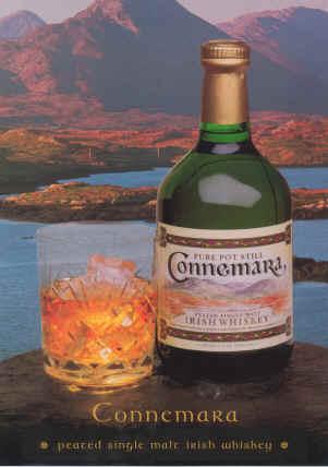 Connemara Irish Single Malt Whiskey 750 ml