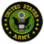 United States Army- Stained Glass