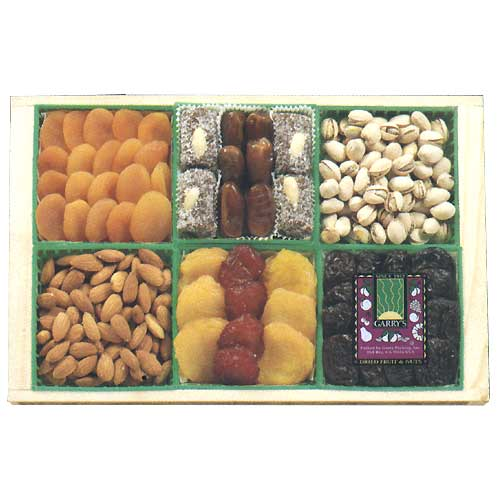 Dried Fruit & Nut Crate