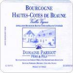 DOMAINE PARIGOT (2004 COTES DE BEAUNE ROUGE)