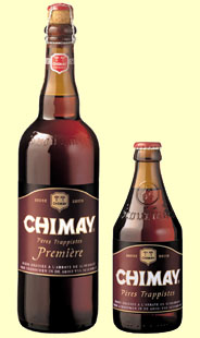 Chimay Premiere (Red) - 750 mL 4-Pack