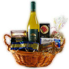 A Gift for Her Wine Basket
