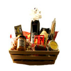 Love and Passion Wine Gift Basket