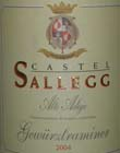 Castel Sallegg Gewurztraminer DOC White Wine 2004 750ml