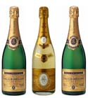 2000 Louis Roederer Cristal and Brut Premier Combo Pack