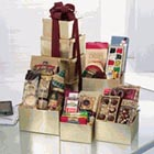 Grand and Glorious Valentine Gourmet Gift Tower