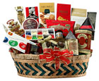 Simply Indulgent Valentine Gift Basket