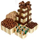 Chocolate Gold Mine Valentine Gift Basket