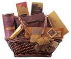 Godiva Gold Valentine Gift Basket