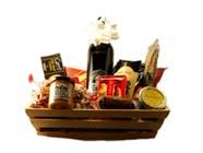 St. Patricks Secret Grand Wine Gift Basket