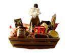 The Four Leaf Clover Wine Gift Basket