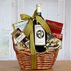 St. Patricks Day Wine Taste Gift Basket