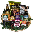 St. Patricks Day Beer Basket