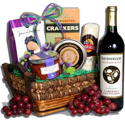 The Green Celebration Gift Basket