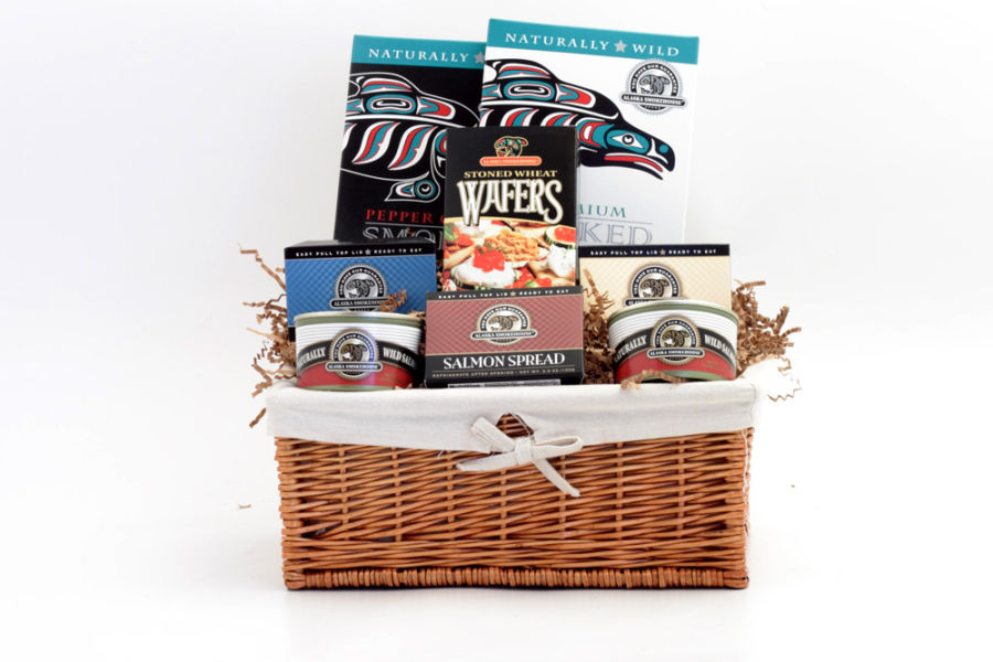 Ketchikan Gift Basket
