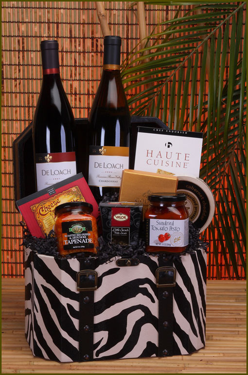 Expedition Deloach Gift Basket