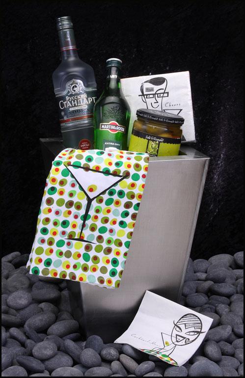 The Russian Standard Gift Basket