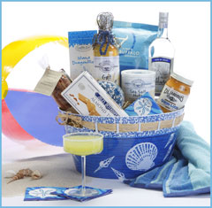 By The Sea Gift Basket