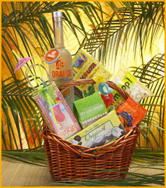 The Sunshine State Gift Basket