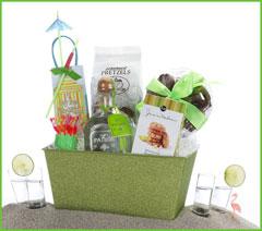 Patron Paradise Gift Basket