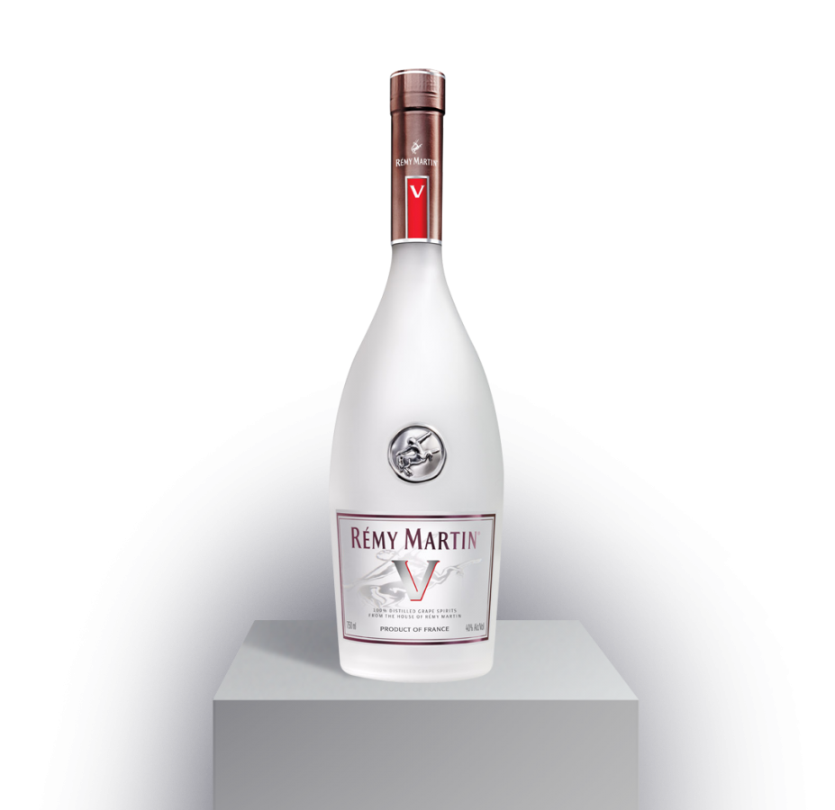 Remy Martin V Cognac Clear White 750 ml