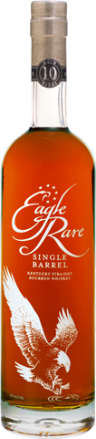 Eagle Rare Straight Kentucky Bourbon Whiskey 10yr