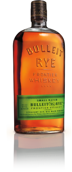 Bulleit Small Batch Rye Whiskey -750ml
