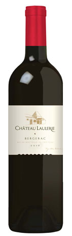 Chateau Laulerie Bergerac Rouge 750ml