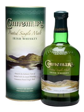 Connemara Peated Irish Whiskey 700 ml