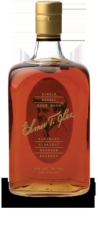 Elmer T Lee Bourbon Kentucky Whiskey 750 ml