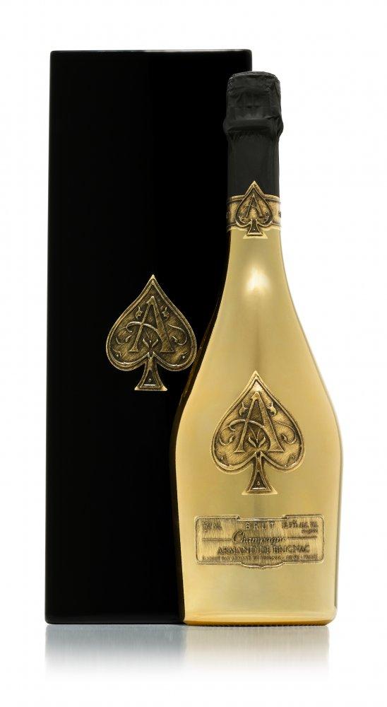 Armand de Brignac Ace Of Spades Champagne Brut 750ML