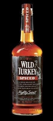 WILD TURKEY BOURBON SPICED 86 750ML