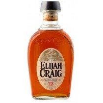 Elijah Craig Bourbon whisky 94 proof 12 yrs (Old Bottles) 750 ml