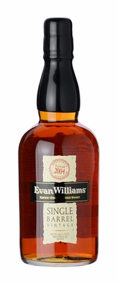 Evan Williams Bourbon whisky single barrel 750 ml