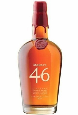 Makers 46 Straight Kentucky Bourbon 750ml