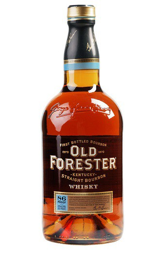 Old Forester Kentucky Straight Bourbon Whiskey 750ml